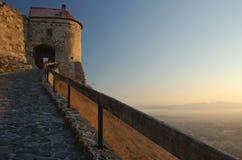 Castle In Sümeg, Hungary Royalty Free Stock Image