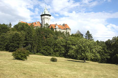 Castle Smolenice Stock Photography