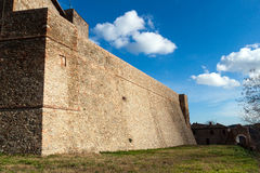 The castle of Sorrivoli Stock Images