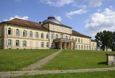Castle south side, Hoenheim Stock Image