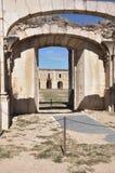 Monastery of Sant Pere de Rodes Royalty Free Stock Photos