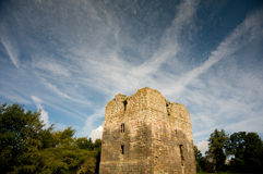 Etal castle Stock Images