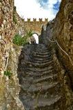Castle of Sperlinga, Enna Royalty Free Stock Photography