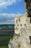 Castle Spišský Stock Photo