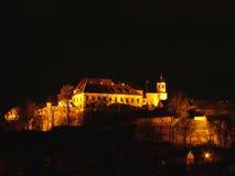 Castle Spilberk. Brno, Czech Republic, Central Europe, History Stock Image