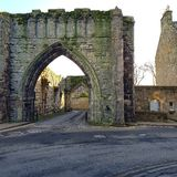 Castle st Andrew& x27;s royalty free stock photo