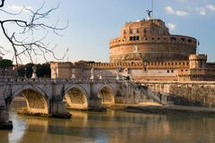 Castle ST. Angelo Royalty Free Stock Photography