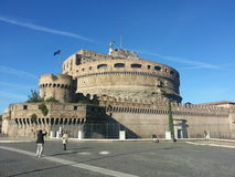 Castle st Angelo Royalty Free Stock Photography