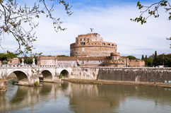 Castle st. Angelo Royalty Free Stock Images