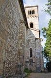 Castle of St. Girolamo. Narni. Umbria. Italy. Stock Photography