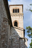 Castle of St. Girolamo. Narni. Umbria. Italy. Stock Photo