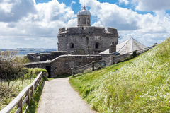 Castle of St Mawes Royalty Free Stock Photos