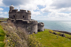 Castle of St Mawes Stock Photo
