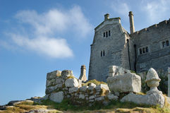 The Castle of  St Michael's Mount Stock Photography