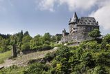 Castle Stahleck Royalty Free Stock Photo