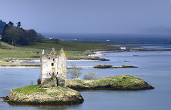 Castle Stalker Stock Photos