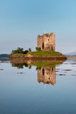 Castle Stalker, Appin, Argyll, Scotland Royalty Free Stock Photos