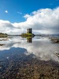Castle stalker in Argyll - Scotland, UK. Castle stalker in Argyll - Highlands of Scotland, UK royalty free stock photo