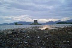 Castle Stalker stock photos