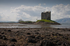 Castle Stalker Stock Images