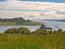 Castle Stalker Royalty Free Stock Images
