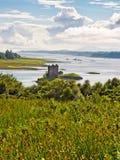 Castle stalker Stock Images