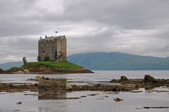 Castle Stalker Royalty Free Stock Image
