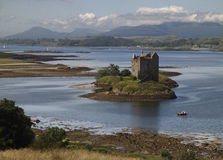 Castle Stalker Royalty Free Stock Images
