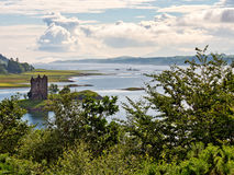 Castle stalker Royalty Free Stock Photos