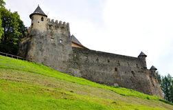 Castle Stara Lubovna, Slovakia, Europe Royalty Free Stock Photos