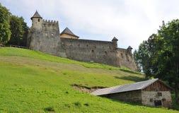 Castle Stara Lubovna, Slovakia, Europe Royalty Free Stock Image