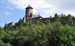 Castle Stara Lubovna, Slovakia, Europe Stock Images
