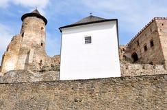 Castle Stara Lubovna, Slovakia, Europe Royalty Free Stock Photo