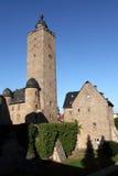 Castle in Steinau an der Strasse Royalty Free Stock Image