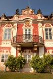 Castle Steknik Στοκ Εικόνες