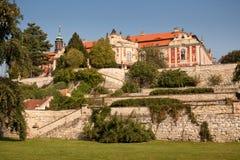 Castle Steknik Royalty Free Stock Photo