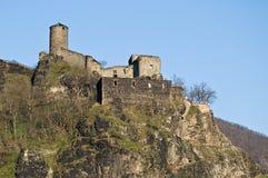 Castle Střekov Stock Photo