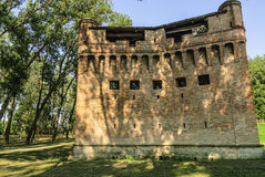 Castle of Stellata Royalty Free Stock Image