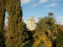 Castle. Stock Images