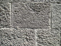 Castle stone texture Stock Photography