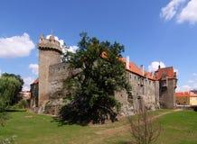 Castle Strakonice Stock Photo