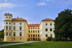 Castle Straznice, νότια Μοραβία, Τσεχία στοκ εικόνες με δικαίωμα ελεύθερης χρήσης