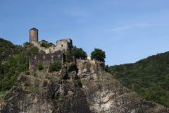 Castle Strekov Stock Images