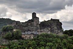 Castle Strekov Stock Photo