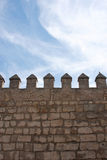 Castle Stronghold Royalty Free Stock Image