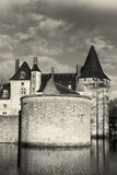 Castle of Sully-Sur-Loire Royalty Free Stock Photo