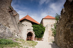 Castle in Sumeg Stock Image