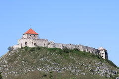 Castle Sumeg Stock Images