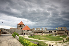 Castle in sumeg Stock Images