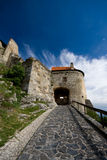 Castle in Sumeg Royalty Free Stock Photography